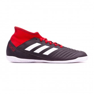 Futsal Boot  adidas Kids Predator Tango 18.3 IN  Core black-White-Red