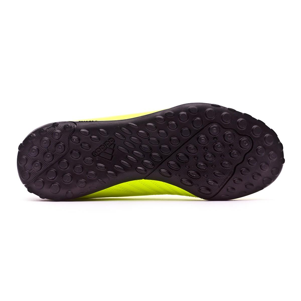 cff4b7f5783af Football Boot adidas Kids X Tango 18.4 Turf Solar yellow-Core black-Solar  yellow - Leaked soccer