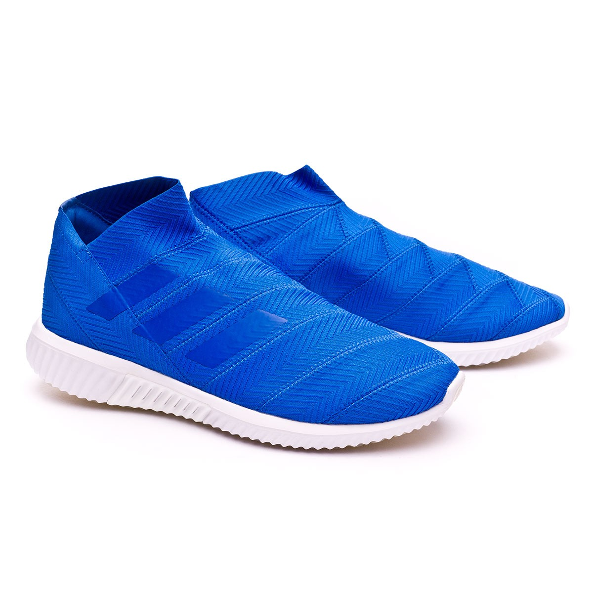 Trainers Adidas Nemeziz Tango 18 1 Tr Football Blue White