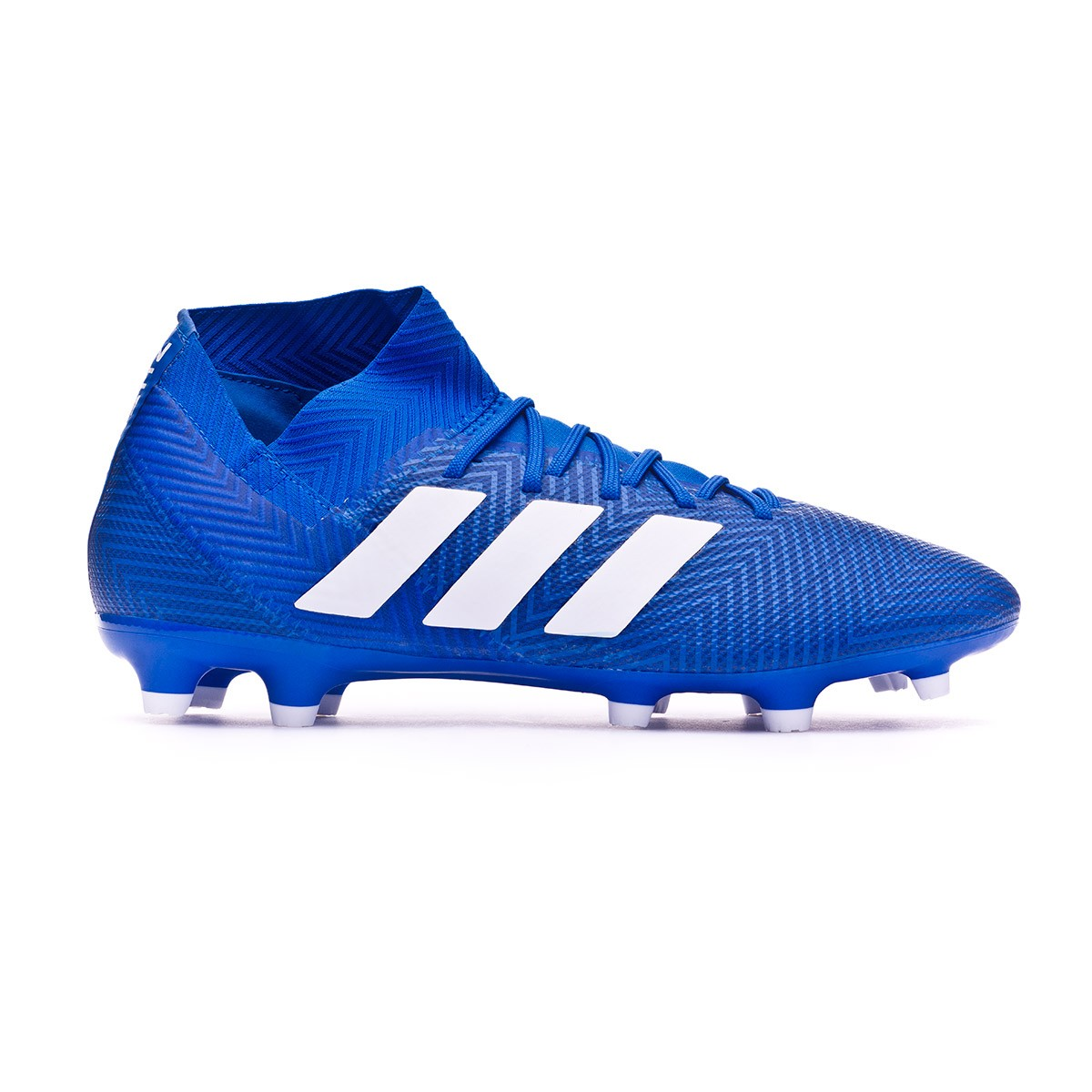 8ac4c5339 Football Boots adidas Nemeziz 18.3 FG Football blue-White-Football blue -  Football store Fútbol Emotion