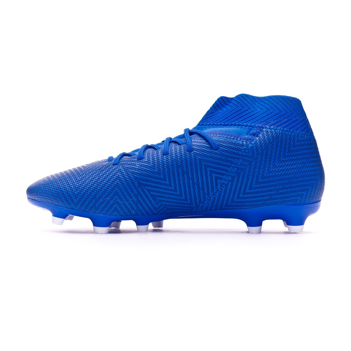 Zapatos de fútbol adidas Nemeziz 18.3 FG Football blue-White-Football blue  - Soloporteros es ahora Fútbol Emotion 1d437afd33f98