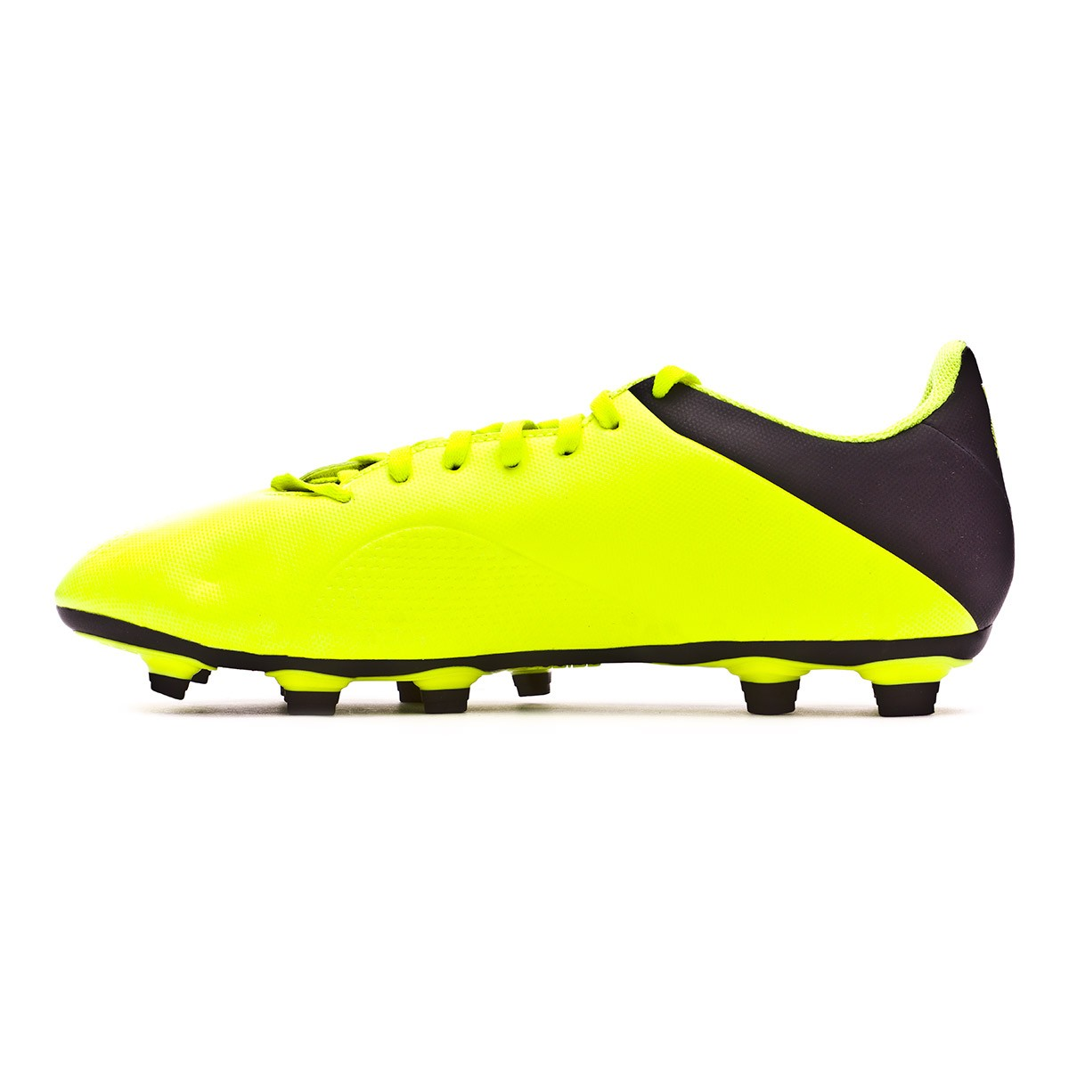 9e6af4267 Football Boots adidas X 18.4 FG Solar yellow-Core black-White - Football  store Fútbol Emotion