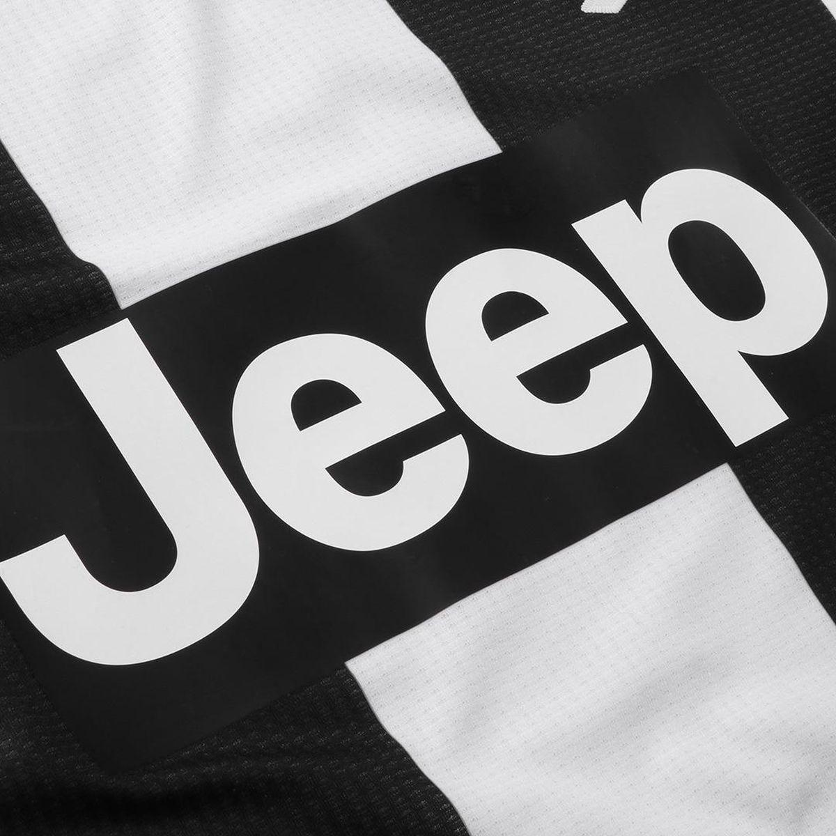 Camiseta Juventus Primera Equipación 2018-2019 Black-White