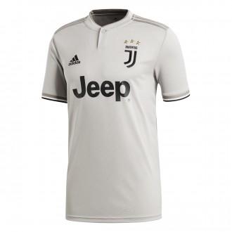 Camiseta  adidas Juventus Segunda Equipación 2018-2019 Sesame-Clay