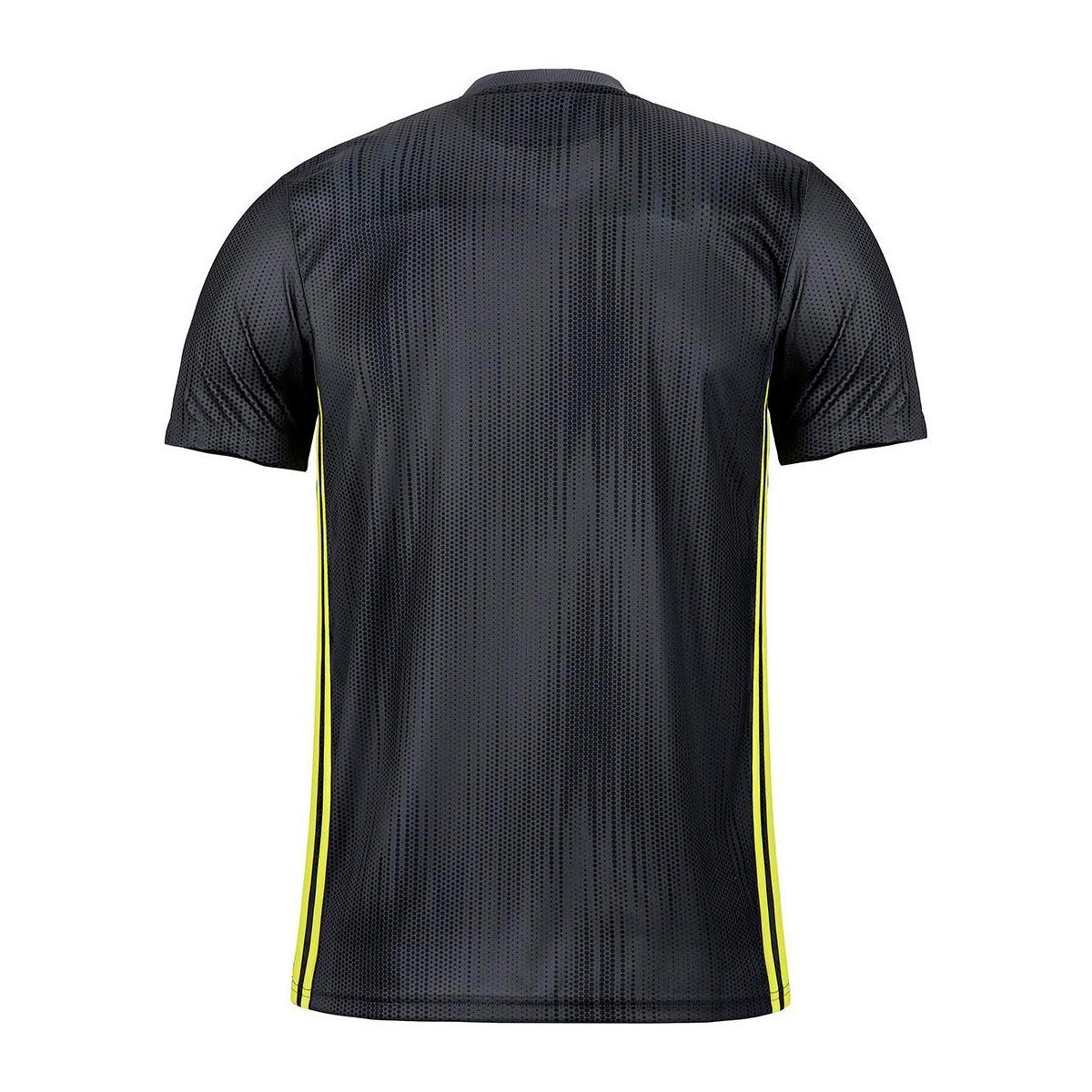 Jersey adidas Juventus 2018-2019 Third Carbon-Shock yellow ... 1c3afd050bf5a