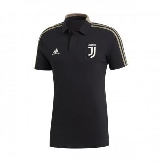 Polo shirt  adidas Juventus 2018-2019 Black-Clay