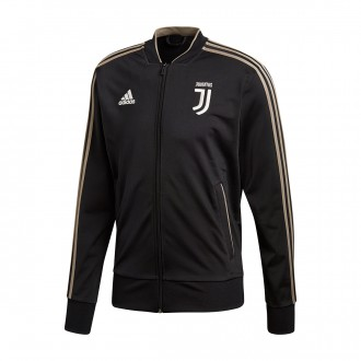 Chaqueta  adidas Juventus PES 2018-2019 Black-Clay