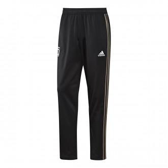 Pantalón largo  adidas Juventus PES 2018-2019 Black-Clay