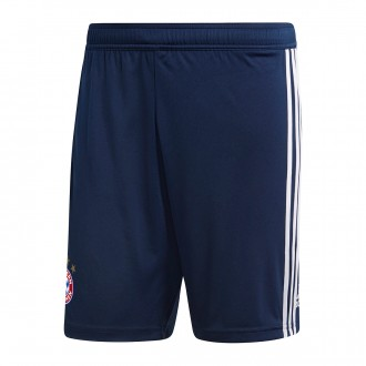 Shorts  adidas FC Bayern Munich 2018-2019 Home Collegiate navy-White