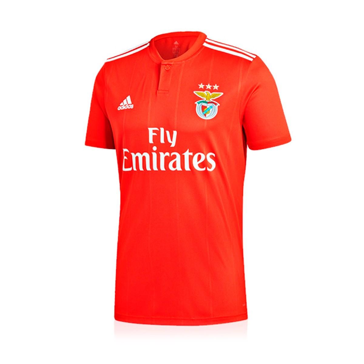 Camisola adidas SL Benfica Equipamento Principal 2018-2019 Benfica ... 4f99c8704dc91