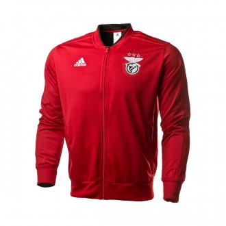 Chaqueta  adidas SL Benfica PES 2018-2019 Power red
