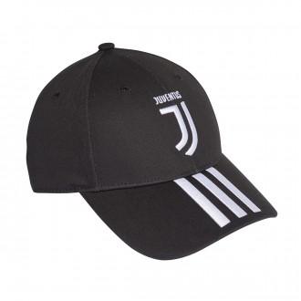 Boné  adidas Juventus 3S 2018-2019 Black-White