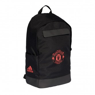 Backpack  adidas Manchester United FC BP Black-Core pink