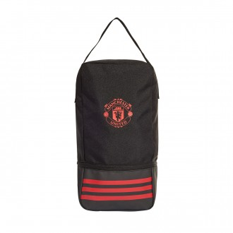 Boot bag  adidas Manchester United FC SB Black-Core pink