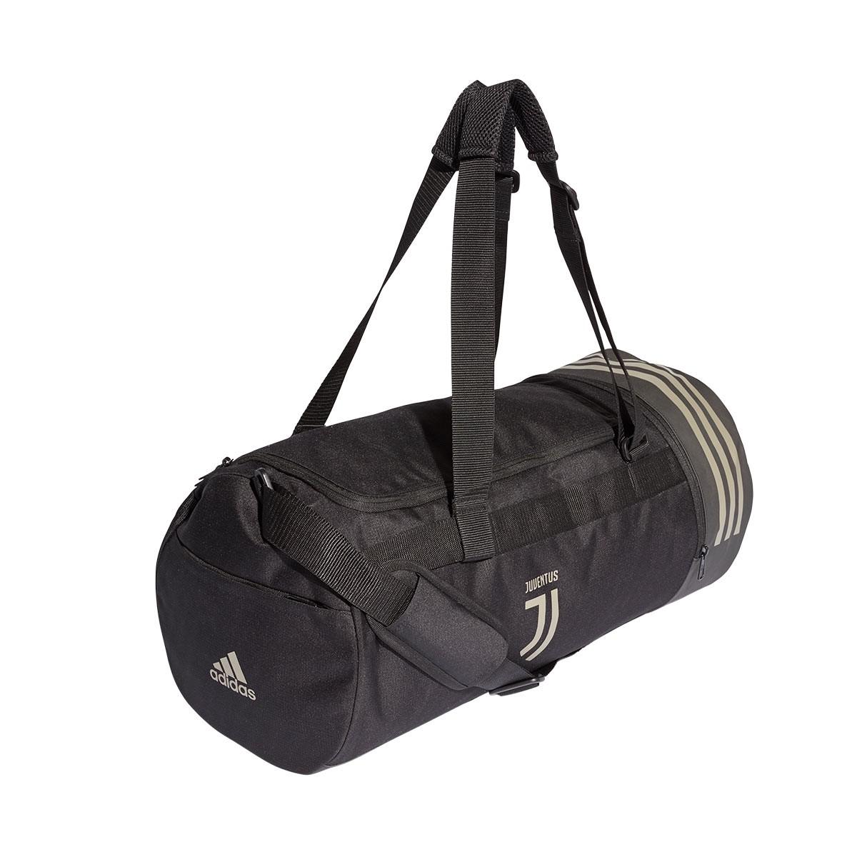 Bag adidas Juventus DU Black-Clay - Football store Fútbol Emotion cf6e7ebf96415