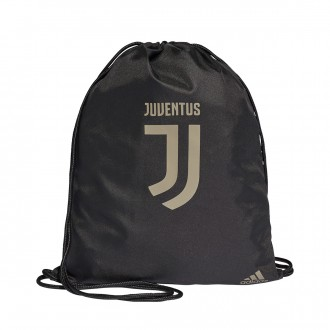 e0a6d4ae68 Backpack adidas Gymsack Juventus GB Black-Clay