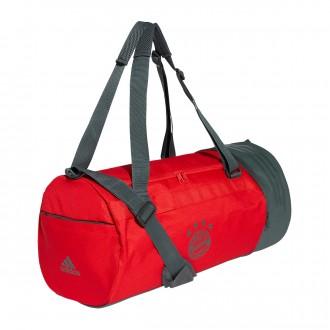 Bag  adidas FC Bayern Munich DU Red-Utility ivy