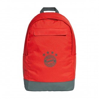 Backpack  adidas FC Bayern Munich BP Red-Utility ivy