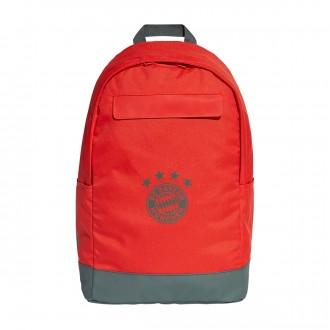 Backpack  adidas FC Bayern Munich BP Red-Utility ivy