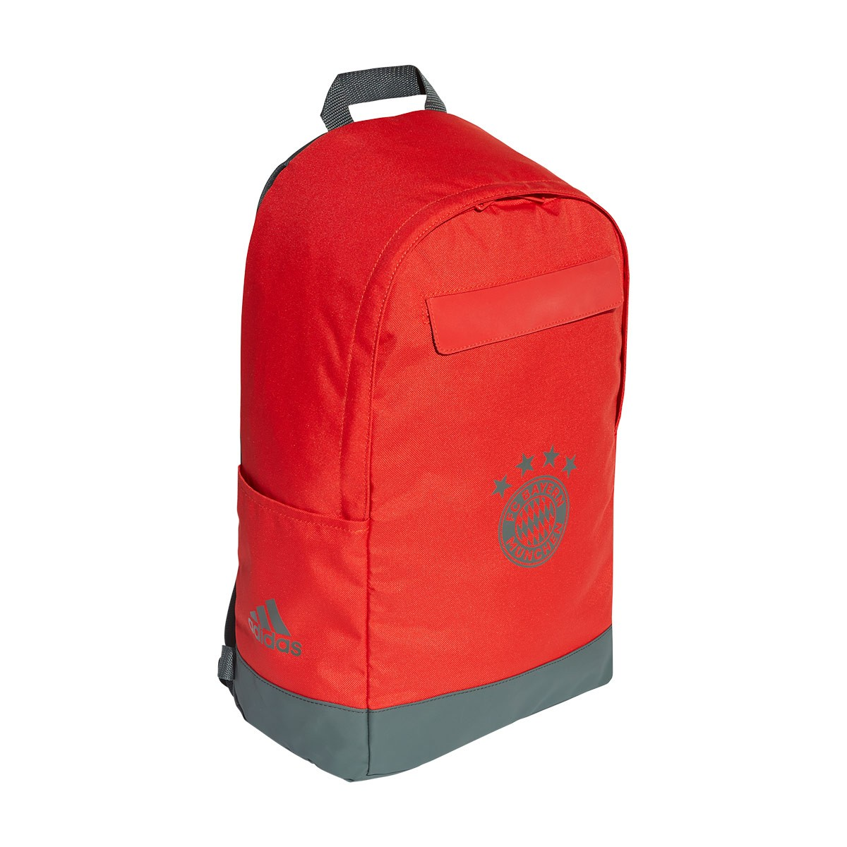 e3f023e6882e Backpack adidas FC Bayern Munich BP Red-Utility ivy - Football store Fútbol  Emotion