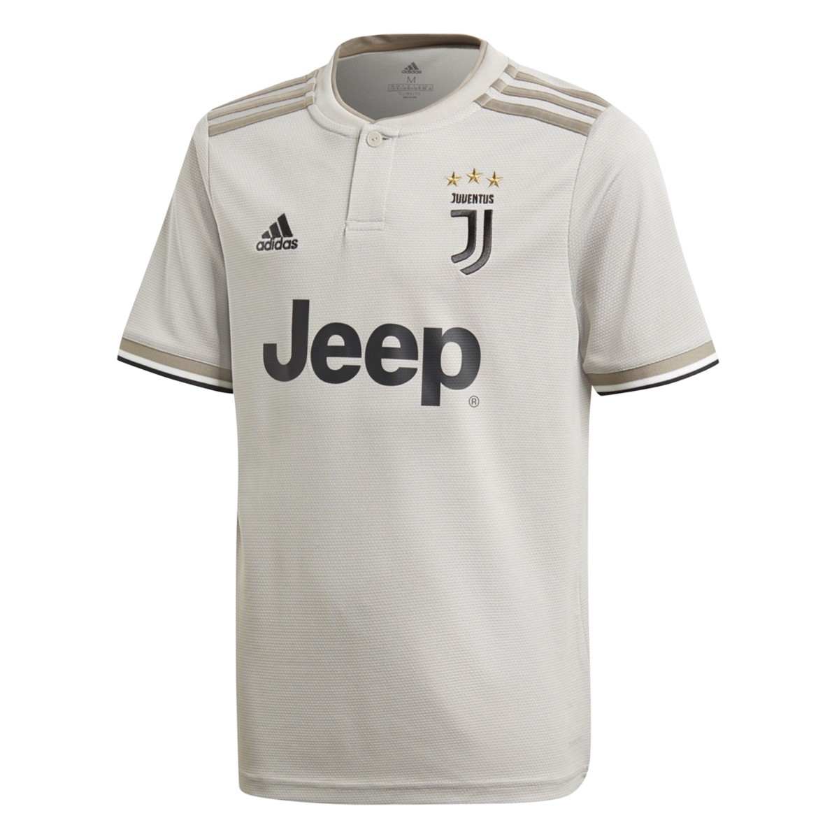 1e34c58f92e Jersey adidas Kids Juventus 2018-2019 Away Sesame-Clay - Football store  Fútbol Emotion