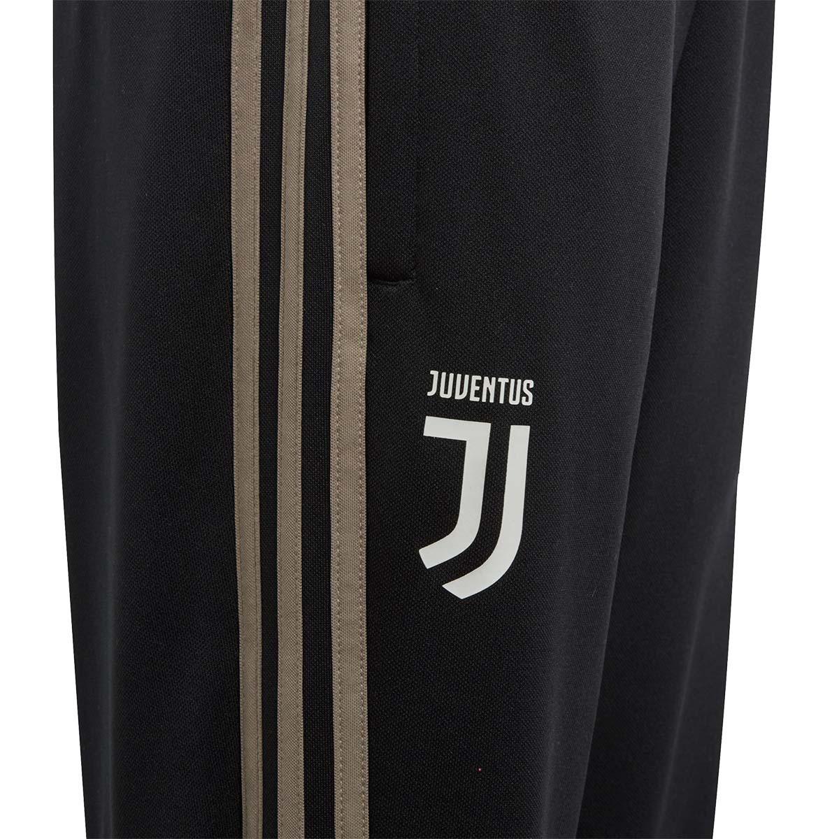 Black Training Juventus Niño Pantalón Largo Clay 2018 2019 Adidas g0qxCOnCtw
