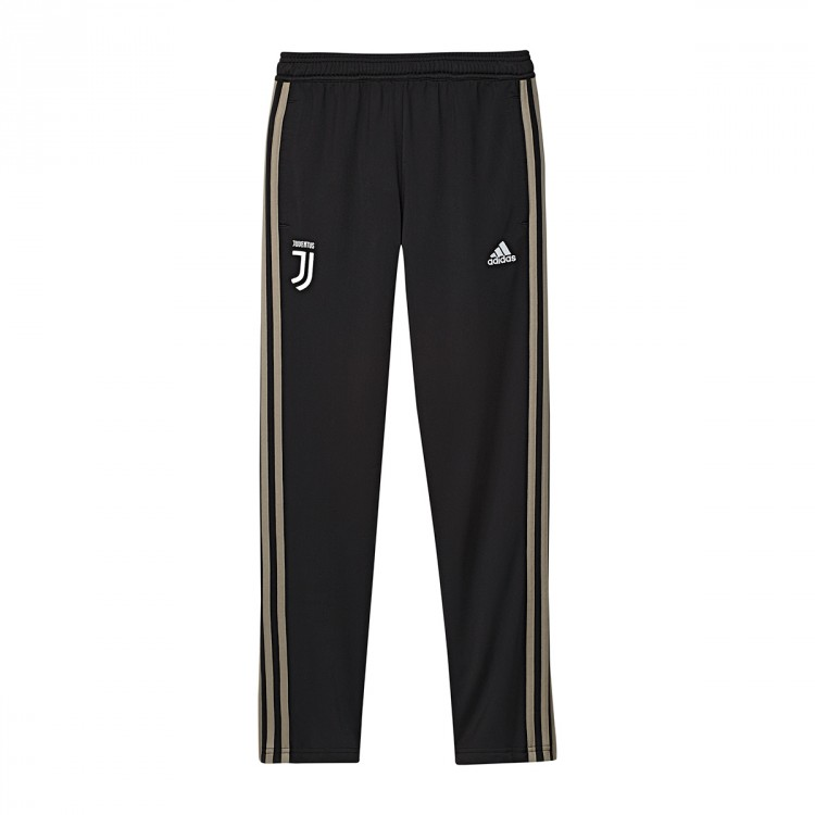 86bdf2d6e67 Long pants adidas Kids Juventus PES 2018-2019 Black-Clay - Football ...