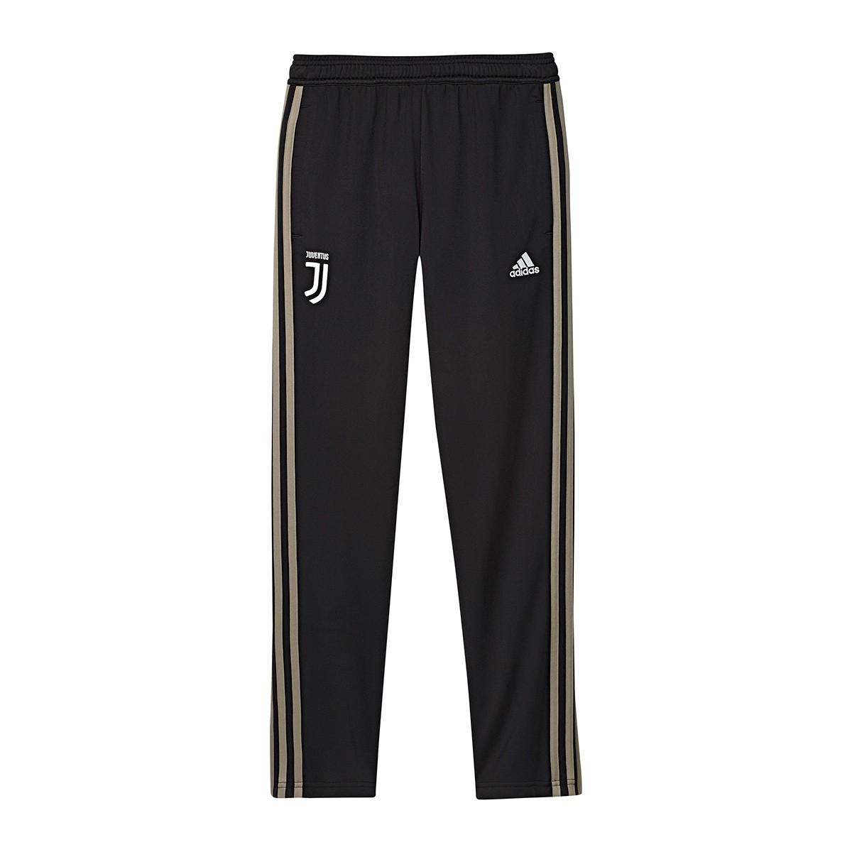18516c157 Long pants adidas Kids Juventus PES 2018-2019 Black-Clay - Tienda de ...