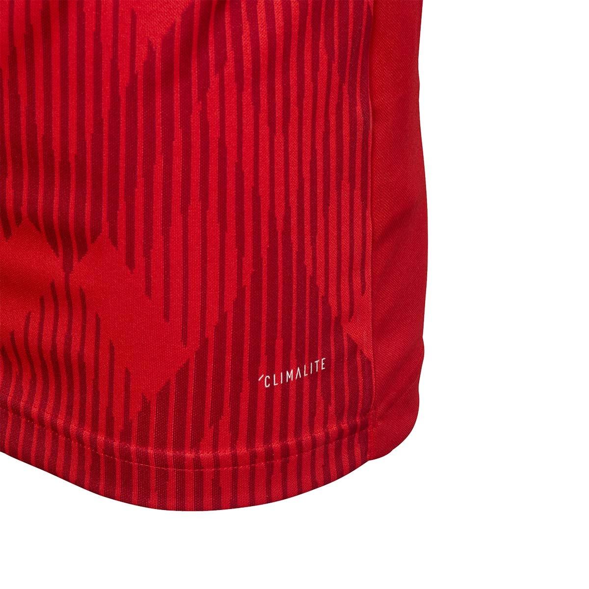 Camiseta adidas FC Bayern Munich Primera Equipación 2018-2019 Niño True  red-Strong red-White - Soloporteros es ahora Fútbol Emotion db7afd2e05396