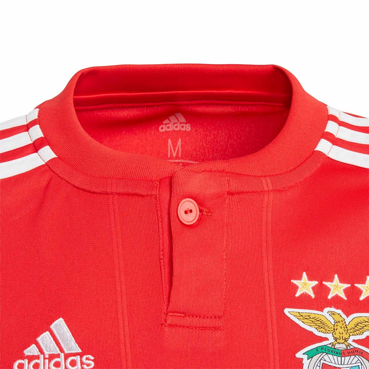equipacion SL Benfica manga larga