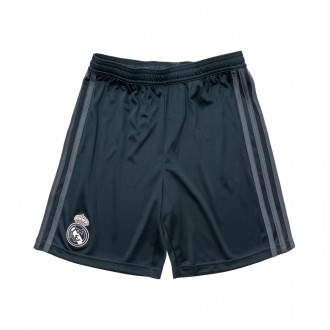 Pantaloncini  adidas Real Madrid Away 2018-2019 Junior Tech onix-Bold onix-White