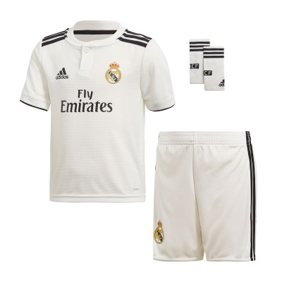 Kids Real Madrid  2018-2019 Home
