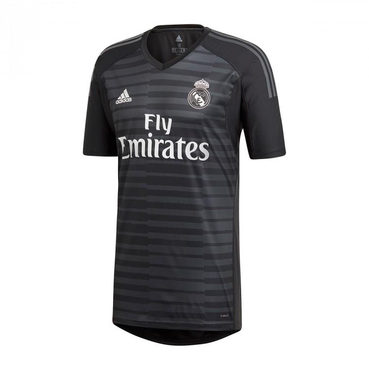 Camiseta adidas Real Madrid Portero Primera Equipación 2018-2019 ... bac9b72e89798
