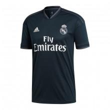 Jersey Real Madrid LFP 2018-2019 Away Tech onix-Bold onix-White