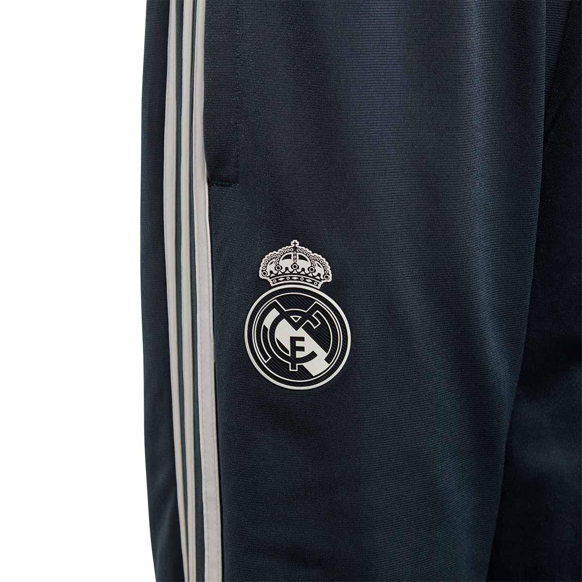 c67a8e6a1dabb Pantalón largo adidas Real Madrid Paseo 2018-2019 Niño Tech onix-White -  Tienda de fútbol Fútbol Emotion
