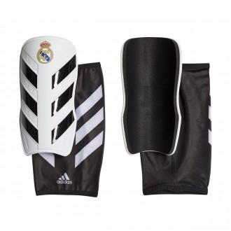 Shinpads  adidas Real Madrid Pro Lite 2018-2019 White-Black