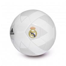 Balón Real Madrid 2018-2019 Cream white-Grey one-Black