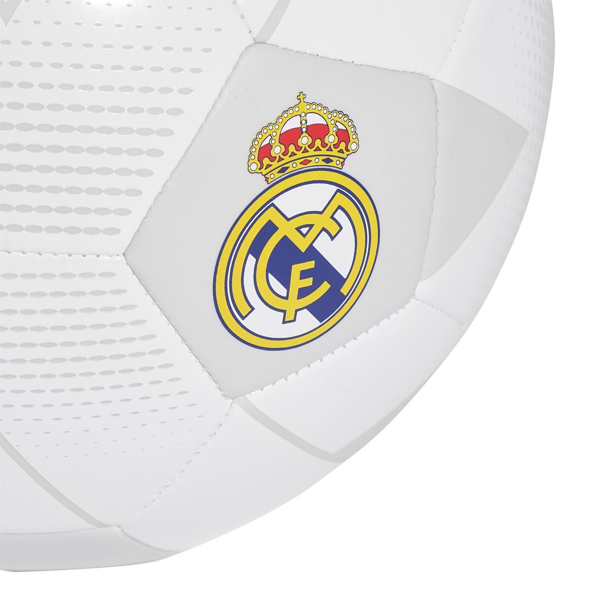 7b62afc1a484a Balón adidas Real Madrid 2018-2019 Cream white-Grey one-Black - Tienda de  fútbol Fútbol Emotion