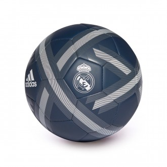 Ballon  adidas Real Madrid 2018-2019 Tech-onix-Bold onix-White