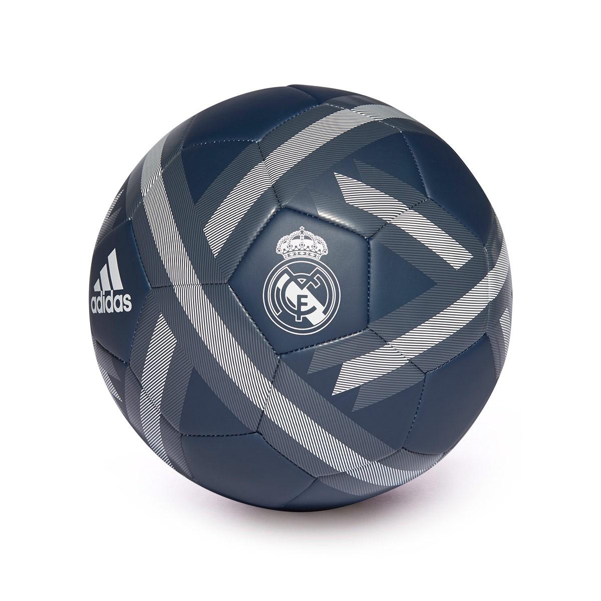 1e1965d08699b Balón adidas Real Madrid 2018-2019 Tech-onix-Bold onix-White - Tienda de fútbol  Fútbol Emotion