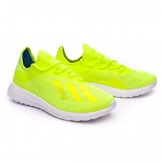 Trainers  adidas X18+ Adizero TR Solar grey-Gold metallic
