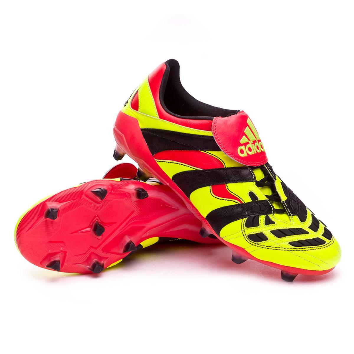 3306d610ce3 Football Boots adidas Predator Accelerator FG Solar yellow ...