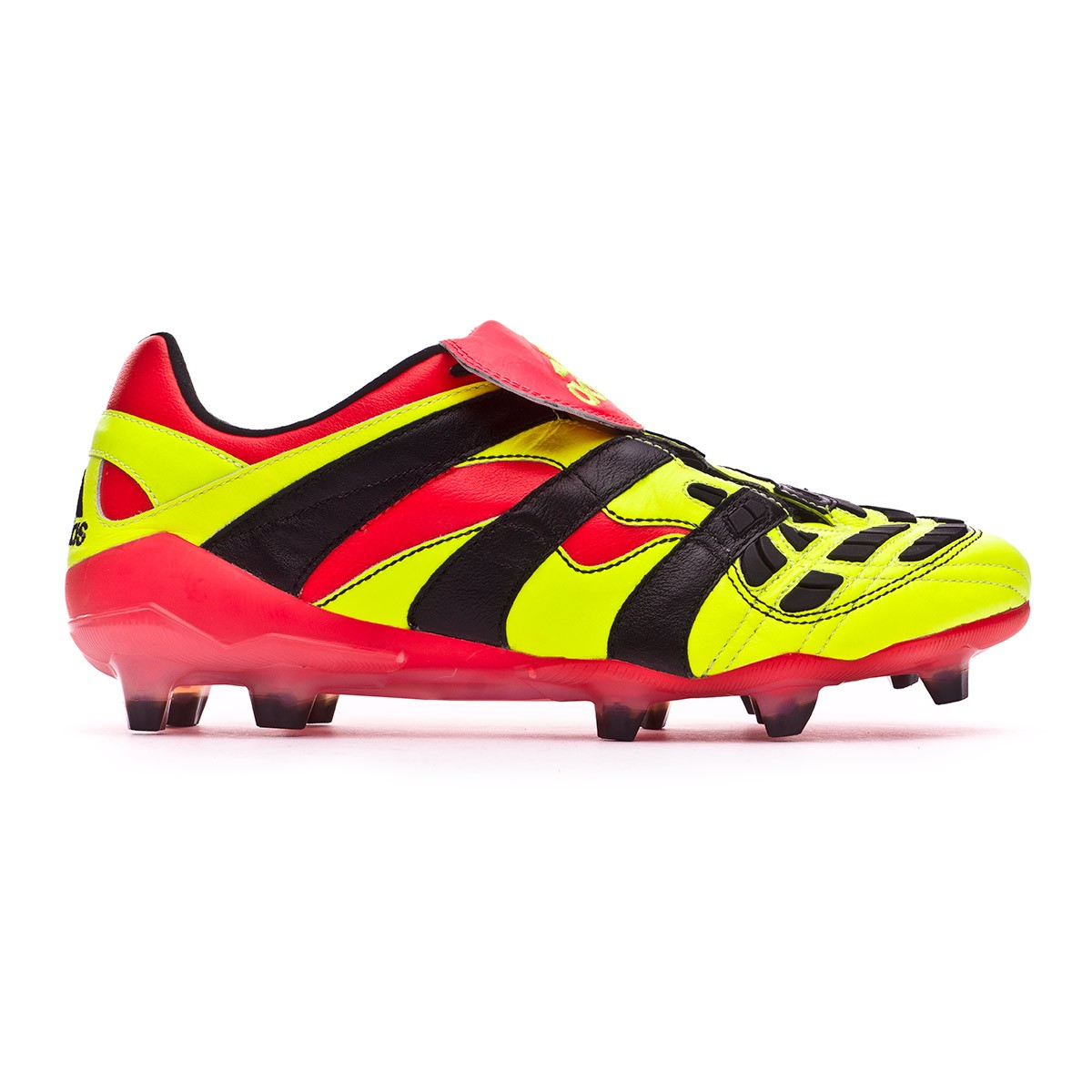 new style a8205 ef75a Zapatos de fútbol adidas Predator Accelerator FG Solar yellow - Tienda de  fútbol Fútbol Emotion