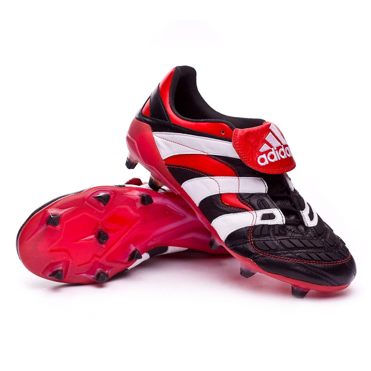 df4e5bcc996a Football Boots adidas Predator Accelerator FG Black - Tienda de ...