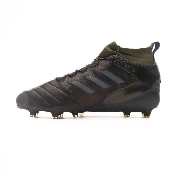 Bota de fútbol adidas Copa Mid FG GTX Black-Solar grey-Mystery ruby ... 969fbde8c6da3