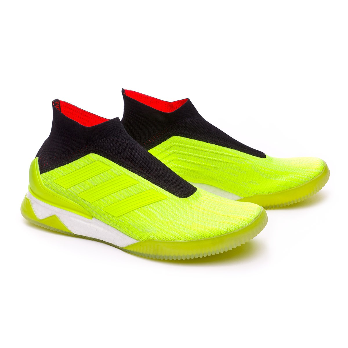 0d41d842105 adidas Predator Tango 18+ TR UltraBoost Trainers. Solar yellow-Solar red ...