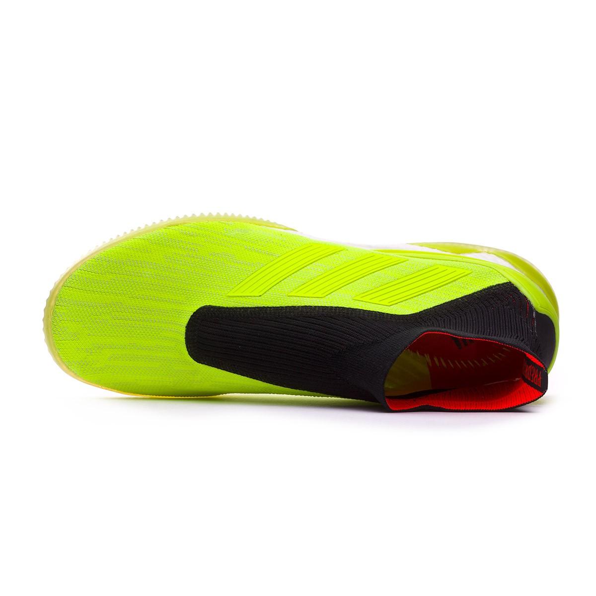 1fe41674229 Trainers adidas Predator Tango 18+ TR UltraBoost Solar yellow-Solar red -  Football store Fútbol Emotion