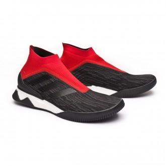 Trainers  adidas Predator Tango 18+ TR Ultraboost Black-Red