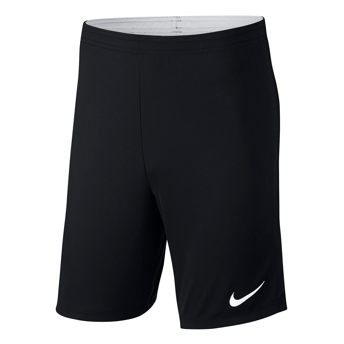 0788a6e1a Shorts Nike Kids Academy 18 Knit Black-White - Football store Fútbol ...
