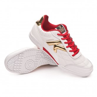 Futsal Boot  Kelme Flamenco Sala White-Red